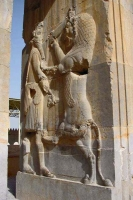 Picture of A Persepolis relief - Iran
