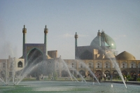 Picture of The beautiful Masjed e Emam in Isfahan - Iran