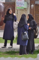 Picture of Young women in Isfahan - Iran
