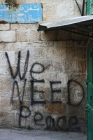 Picture of Graffiti in East Jerusalem - Israel