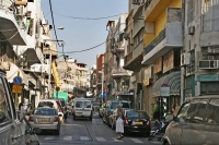 Foto van Street and cars in Tel Aviv - Israel
