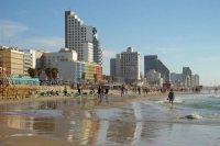 Picture of Tel Aviv waterfront houses - Israel