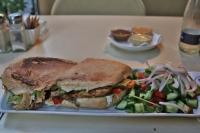 Haz click para ampliar foto de Comida en Israel