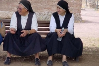 Photo de Catholic nuns - Italy