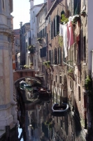 Foto van Venetian houses - Italy