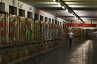 Photo de Subway station in Milan - Italy