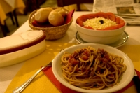 Picture of Food in Italy