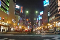 Click to enlarge picture of Streets in Japan