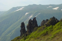 Picture of Daisetsuzan mountains - Japan