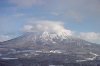 Picture of Ezo Fuji Mount Yotei-san on Hokkaido - Japan