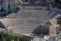 Foto van South Theater of Jerash - Jordan