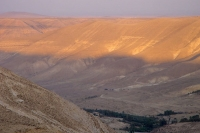 Foto van Beautiful nature in Jordan - Jordan