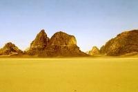 Picture of Wadi Rum desert - Jordan