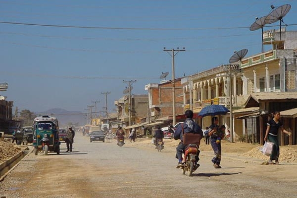  Street in Ponsavan