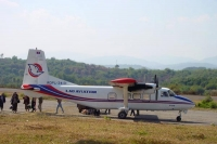 Picture of Lao Aviation plane - Laos