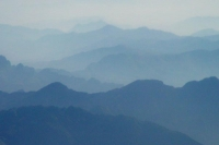 Picture of Mountains in northern Laos - Laos