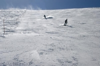 Foto van People skiing at Faraya Mzaar  - Lebanon