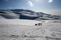Photo de Skiing at Faraya Mzaar  - Lebanon