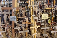 Picture of Hill of Crosses in the vicinity of Siauliai - Lithuania