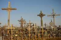Picture of The Hill of Crosses - Lithuania