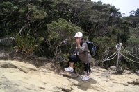 Picture of Mountain guide on Mount Kinabalu - Malaysia