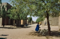 Fai clic per ingrandire foto di Strade in Mali