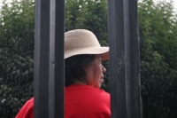 Photo de Mexican woman with hat - Mexico