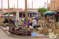 Click to enlarge picture of Shops in Morocco