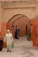 Click to enlarge picture of Streets in Morocco