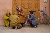 Fai clic per ingrandire foto di Gente in Marocco