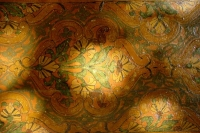 Picture of Moroccan ceiling in Marrakech - Morocco