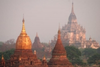 Picture of Temples in Bagan - Myanmar (Burma)