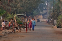 Picture of Streets in Myanmar (Burma)