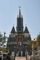 Picture of Church in Yangon - Myanmar (Burma)