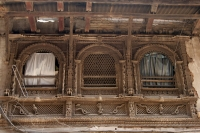 Picture of Kathmandu windows - Nepal