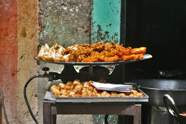 Envoyer photo de Nepali snacks de Npal comme carte postale &eacute;lectronique