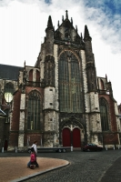 Picture of Hooglandsekerk in Leiden - Netherlands