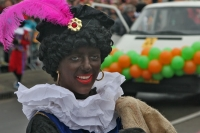 Foto de One of the many Zwarte Piets - Netherlands