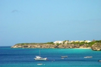 Picture of The coastline of Curacao - Netherlands Antilles