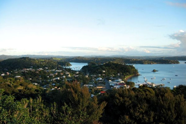 Send picture of Bay of Plenty in Northland, North Island from New Zealand as a free postcard