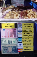 Foto de A very international fish stall - Norway