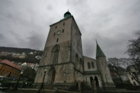 Foto van The Bergen Cathedral - Norway