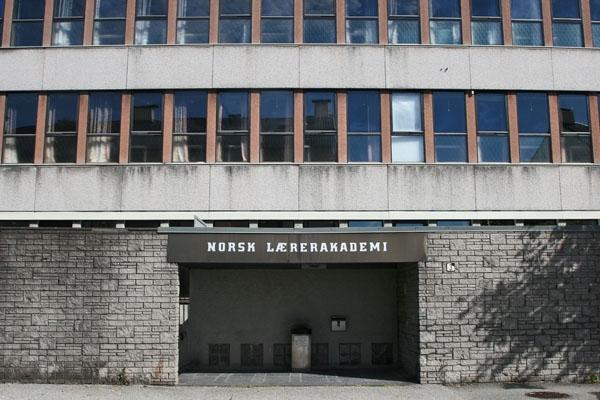 Envoyer photo de Teachers college in Bergen de la Norvège comme carte postale électronique