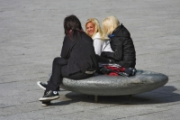 Photo de Norwegian girls in Stavanger - Norway