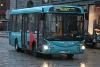 Picture of Bus in Bergen - Norway