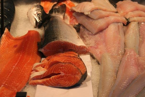 Envoyer photo de Fresh fish de la Norvège comme carte postale électronique