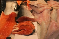 Foto van Fresh fish - Norway