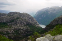 Foto van Norwegian mountains - Norway