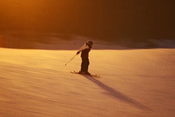 Enviar foto de Skiing at Tryvann Vinterpark de Noruega como tarjeta postal eletrónica