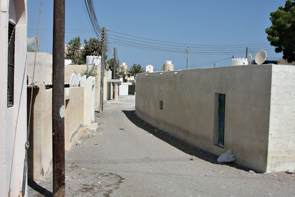 Send picture of Street in Qurayat from Oman as a free postcard